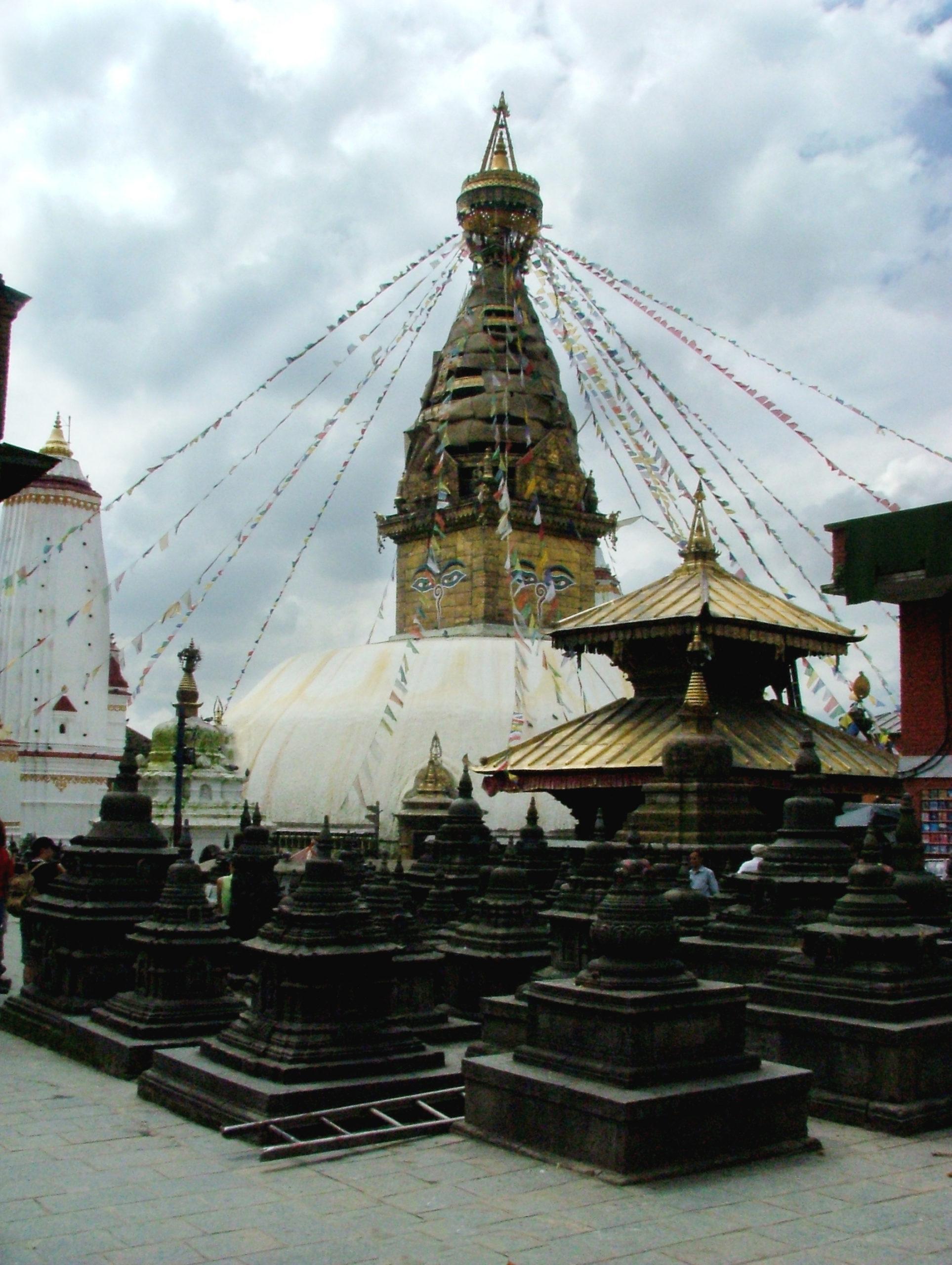 tempio di Swayambhunath