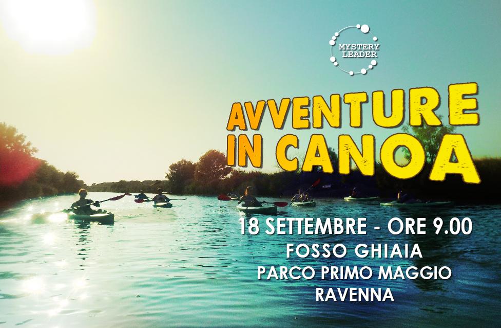 Avventure in Canoa